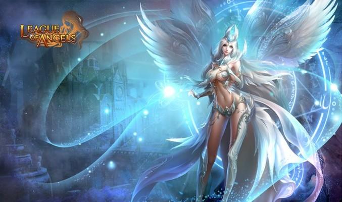 League of Angels - new servers underway